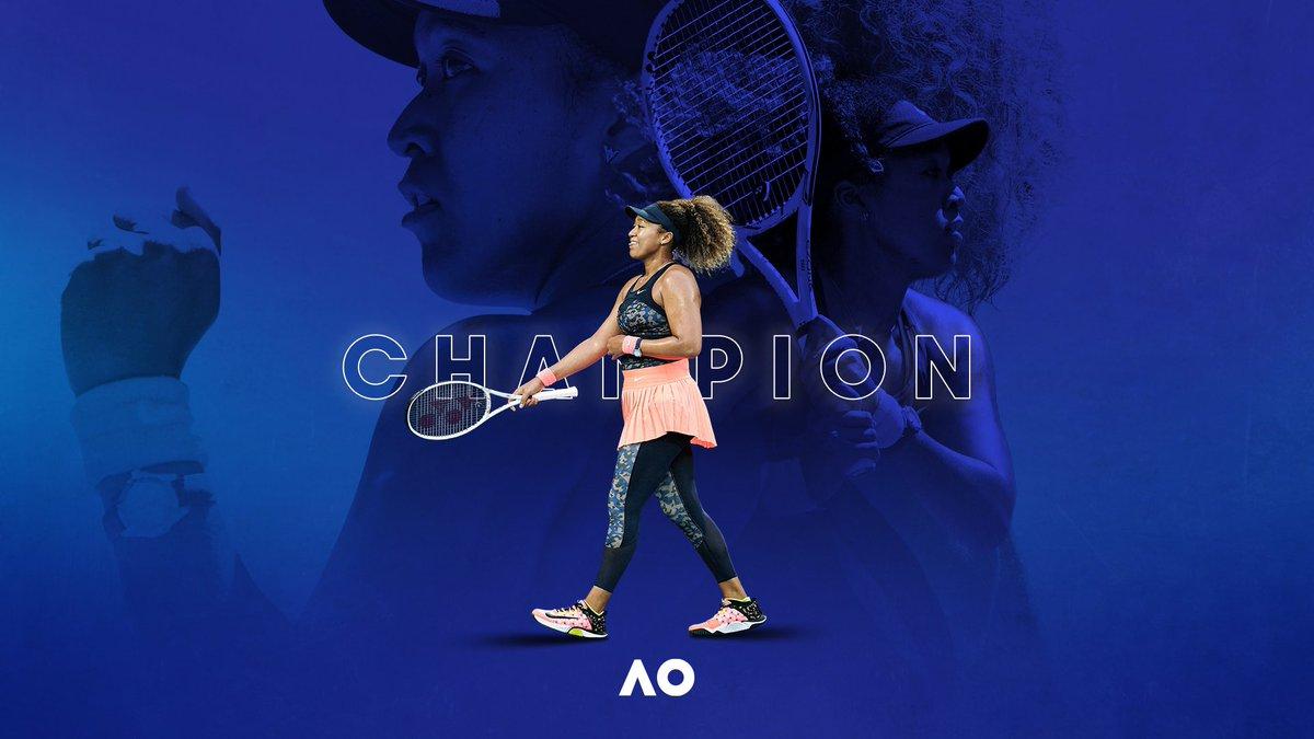 Congratulations @naomiosaka on your second Australian Open victory – an incredible performance. 🎾🎾🏆🏆#AusOpen
