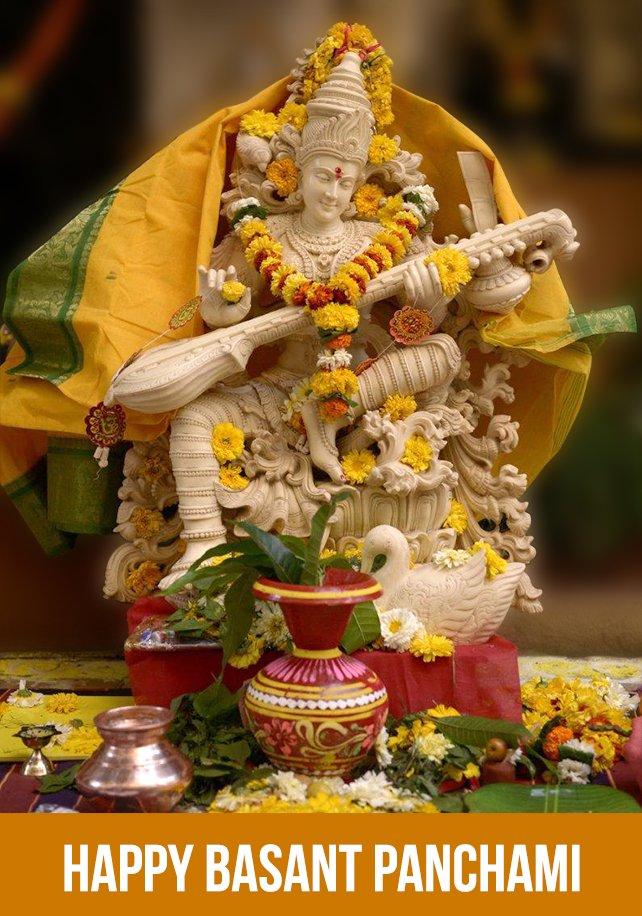 Happy #BasantPanchami ~ #SaturdayMorning