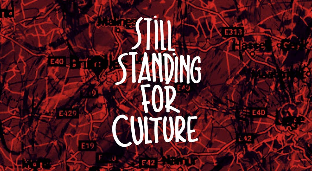 This afternoon Rebel Up will be joining @JaminJette action for Still Standing For Culture. Also many other actions happening allover Bxl 👉 Meeting Jam'in Jette: 14h-16h, see their profile for route. https://t.co/ieDOwsHBdu