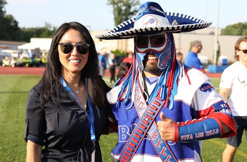 Buffalo Bills News: Buffalo Bills landed on Mars, Yes thanks to the Legacy of Pancho Billa  #NFL #NFLDraftNews