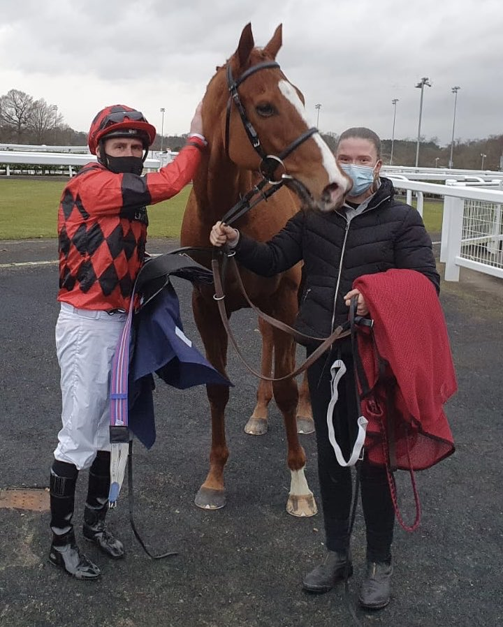Society Red keep the Musley Bank winners coming. Well done to owner Martin Macleod