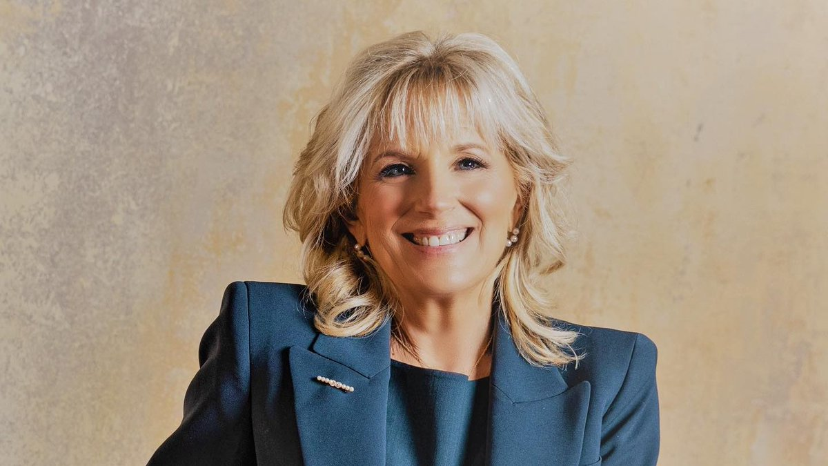 SVA is honored to welcome @FLOTUS Jill Biden to speak at #NatCon2021 today. Join us at 11:05 a.m. ET!