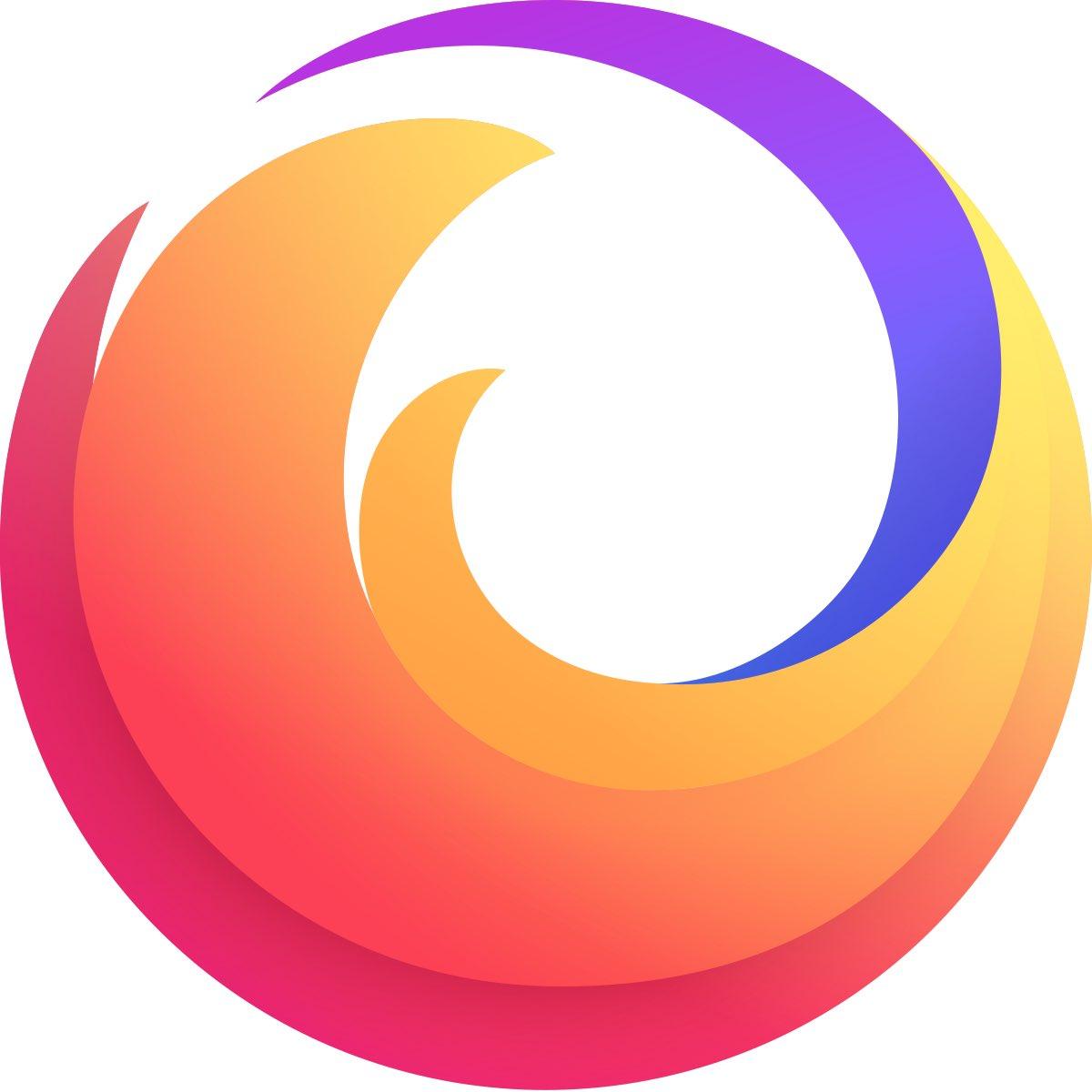 Firefox brand logo