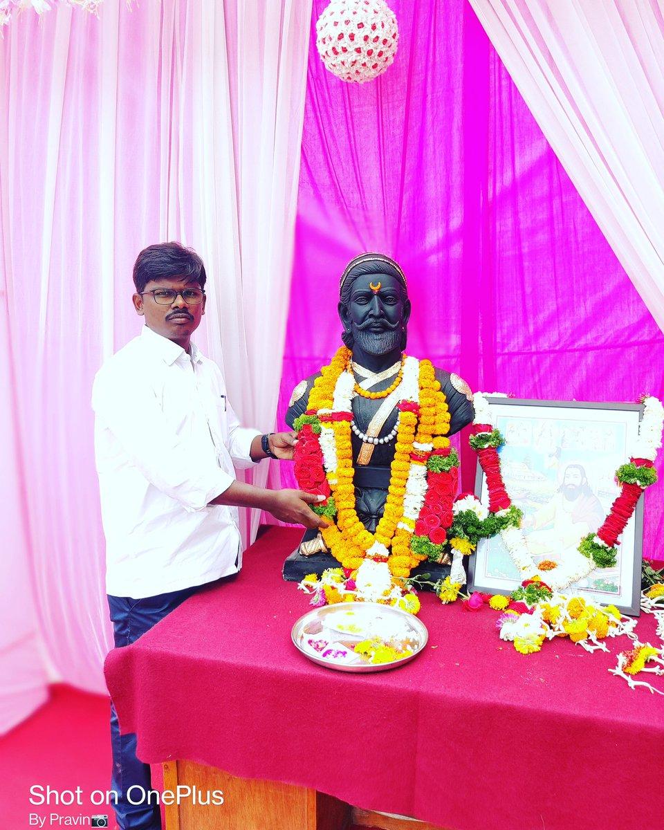 #ShivajiJayanti