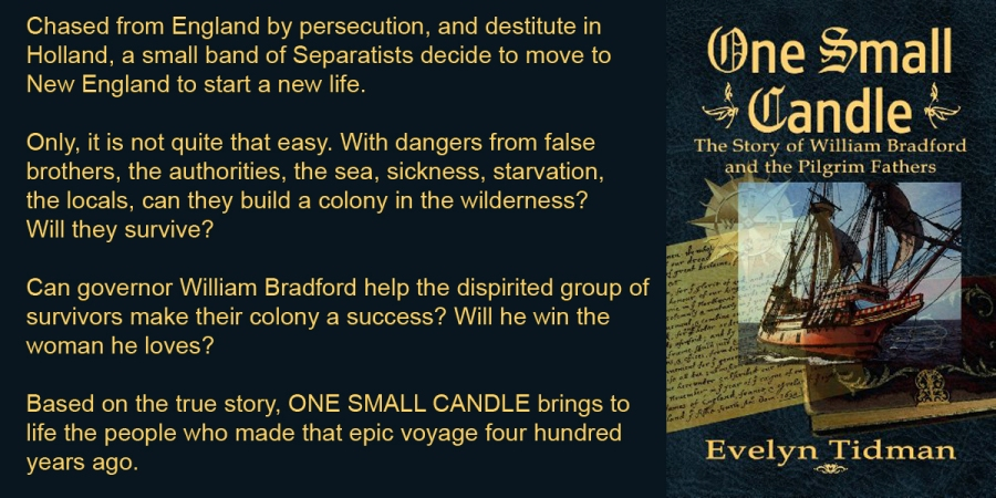America! That vast, fruitful, unpopulated wilderness on the other side of the Atlantic, ripe for colonisation. ONE SMALL CANDLE  #Plimouth #Pilgrims #HistoricalFiction #truestory