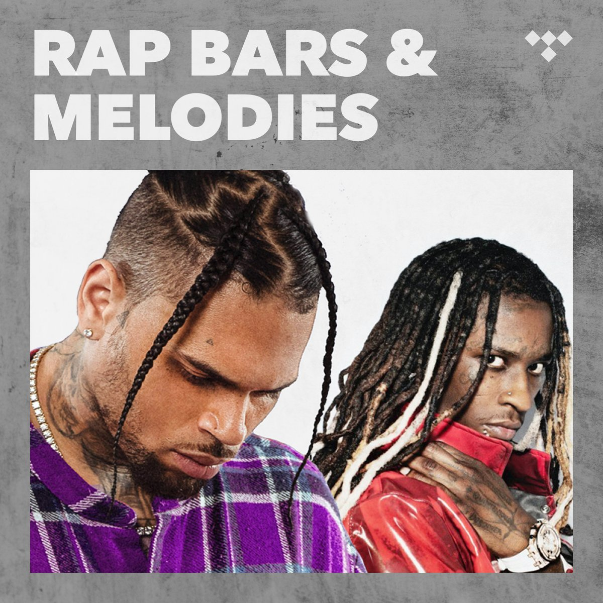#TeamBreezy! Check out the Go Crazy Remix featured on the Rap Bars & Melodies playlist on @TIDAL! https://t.co/20YldQ2KCc https://t.co/GSWnY1vWHH