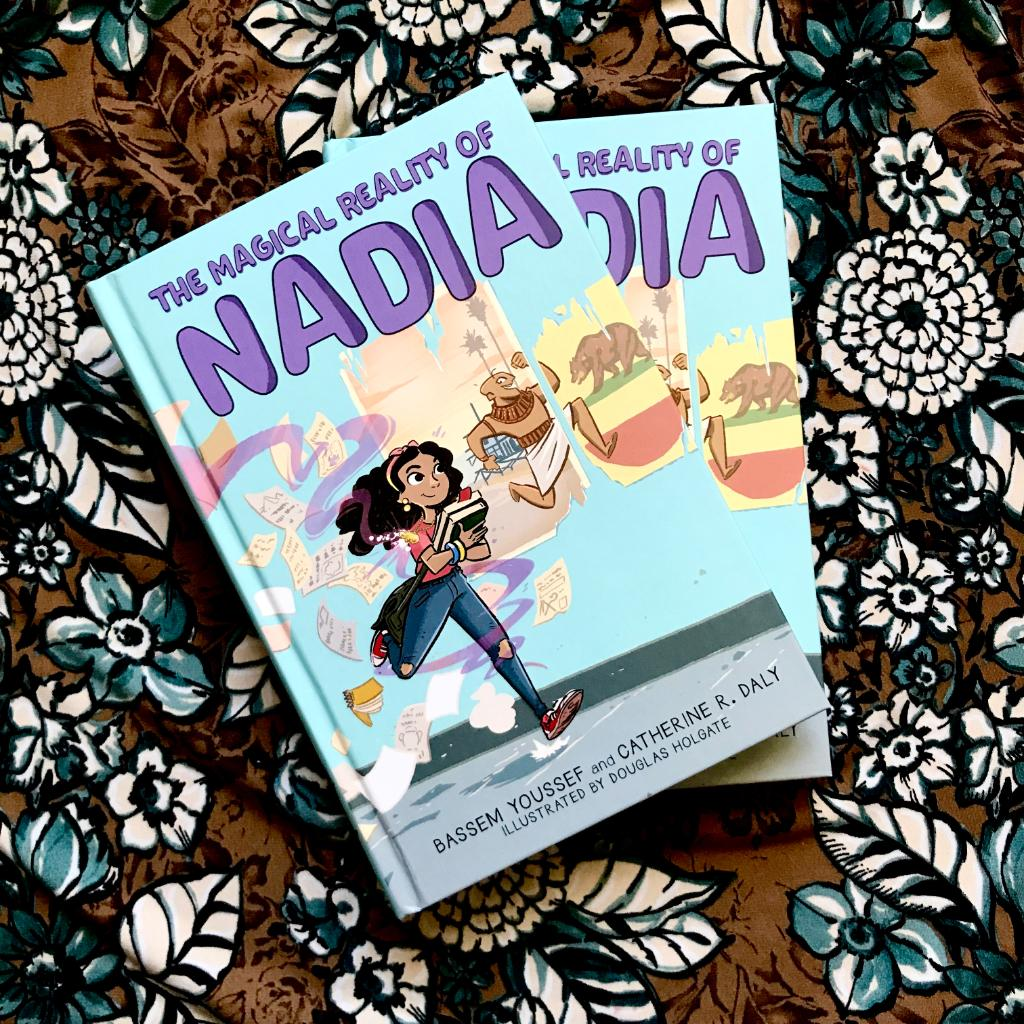 Start reading #TheMagicalRealityOfNadia, a story of a sixth-grade Egyptian immigrant who is navigating the ups and downs of friendships, prejudice, and empathy: https://t.co/VnhFE91NBI @Byoussef https://t.co/HsYYPHMx2n