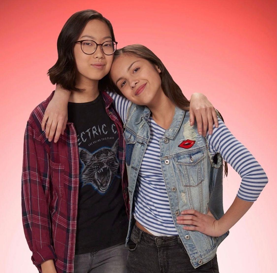 Madison Hu of 'Bizaardvark' wishes old costar Olivia Rodrigo a happy birthday in new Instagram post.