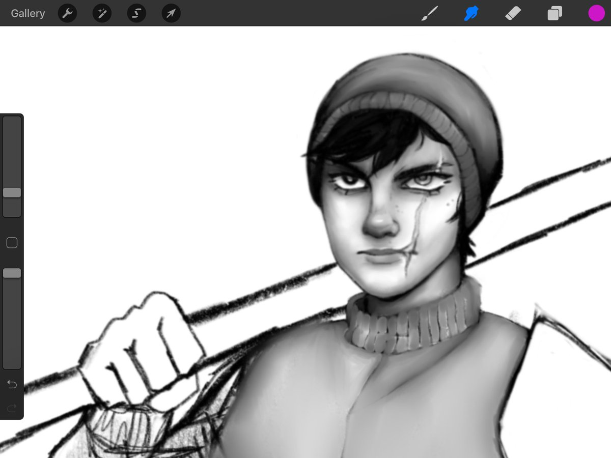 wip of butcher quackity probably never finish 😐😐😐 @Quackity @quackity4k   #quackityfanart #QUACKITY #quacktwt #quackitysupport #quackityhq #quackityhqfanart #mcytfanart #mcyttwt #dreamsmpfanart #dreamsmpart #alexquackity