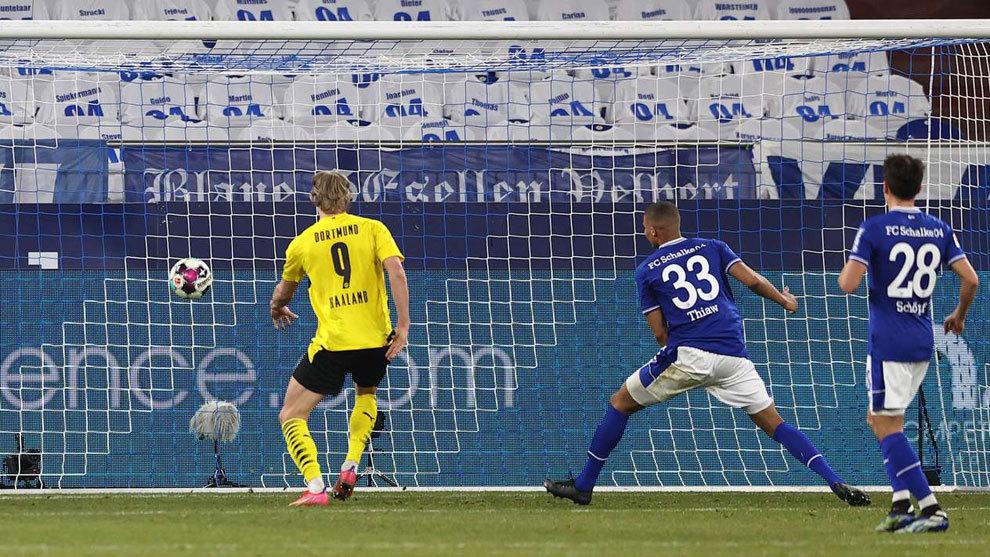 Haaland sigue pletórico, doblete en la goleada del Dortmund https://t.co/GXvQ22lrso https://t.co/6D5UpR2Gp2
