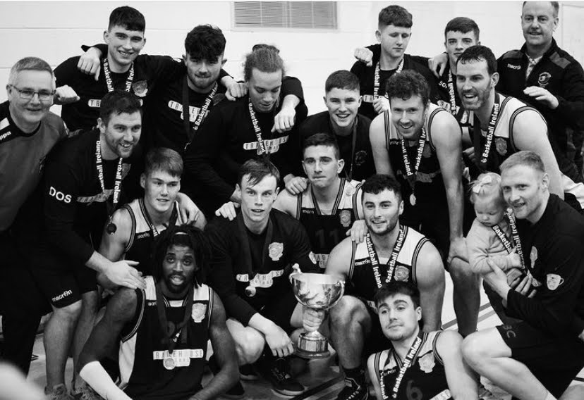 This time last year. @TradehouseBar @BballIrl  Super League promotion. Who'd have thought the wait would be so long. #oneclub #staysafe #wholenewgame https://t.co/vgVuw98JI5