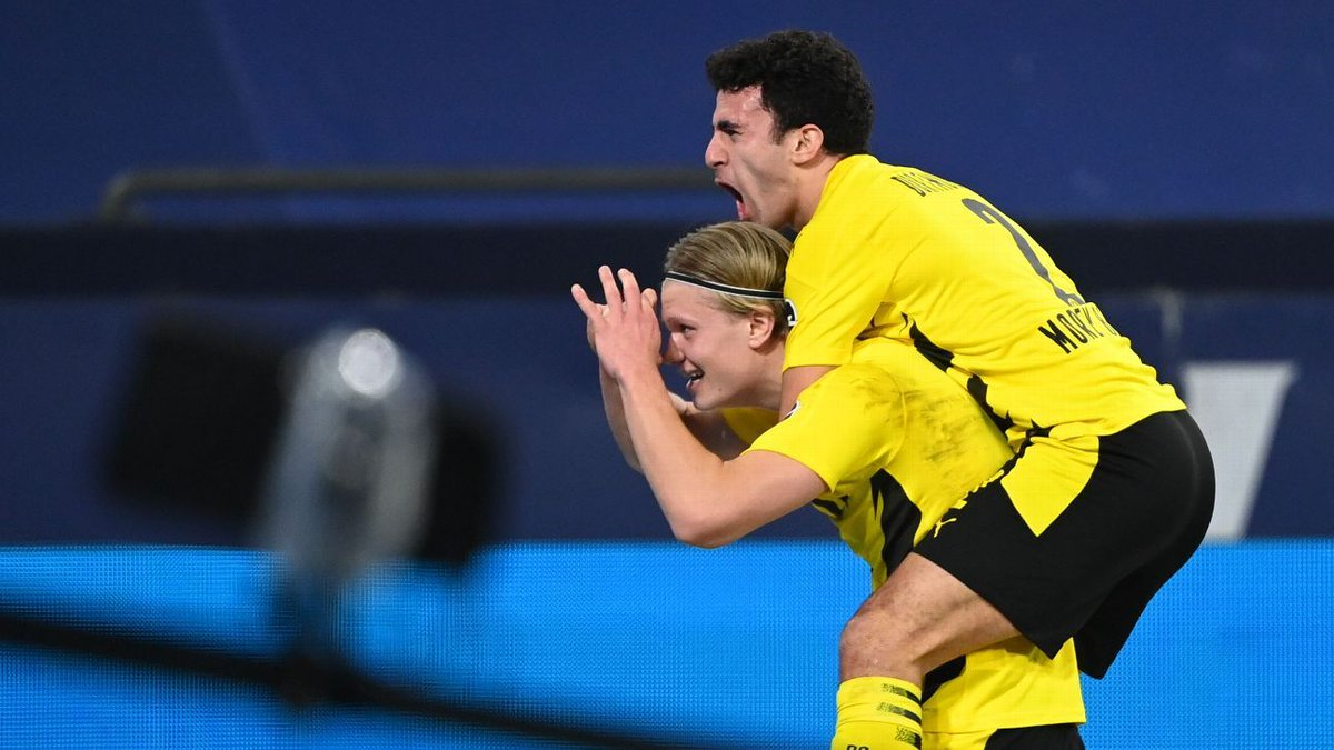 News - Schalke 04 vs Borussia Dortmund - Rapport de match de football - 20 février 2021 - ESPN - https://t.co/BDbGEsHTkD https://t.co/cgirY7r93A