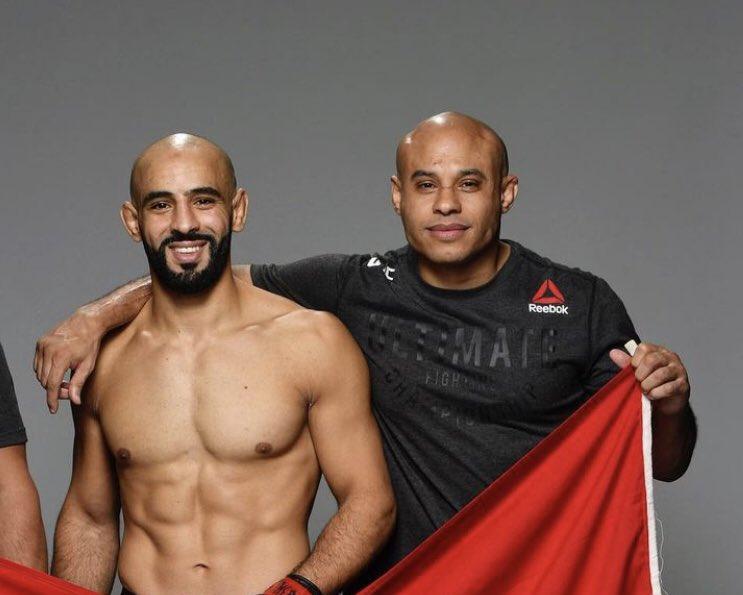🚨L'#UFC et #DanaWhite donnent une seconde chance à #OttmanAzaitar ‼️ Le fighter avait été cutté immédiatement après avoir enfreint le protocole de sécurité  #covid19 la semaine de #UFC257 . Quand ton manager est un certain #AliAbdelaziz ...😎