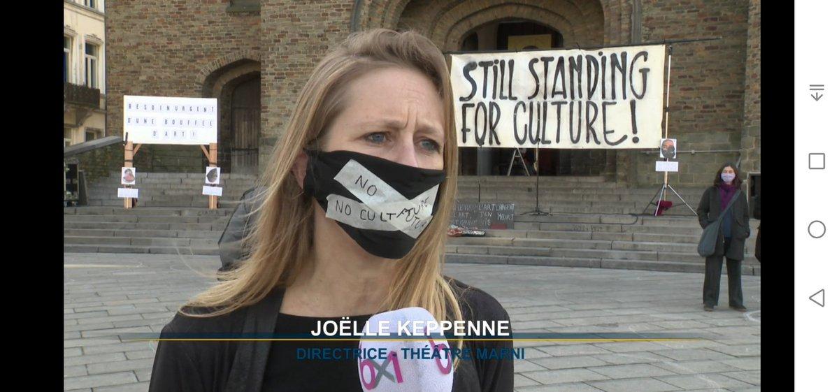Joëlle Keppenne, directrice du Marni: