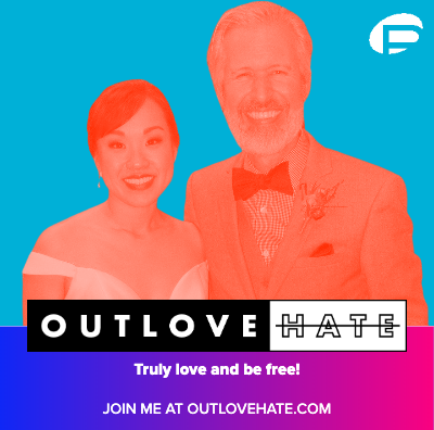 Be the face of change and help us OUTLOVE HATE @onePULSEorg @outlovehate #outlovehate