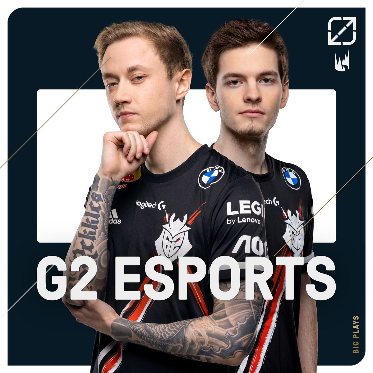 The 300IQ @G2esports Senna-Sion Bot Lane Combo in all its beauty: https://t.co/0g2tLPJKjN