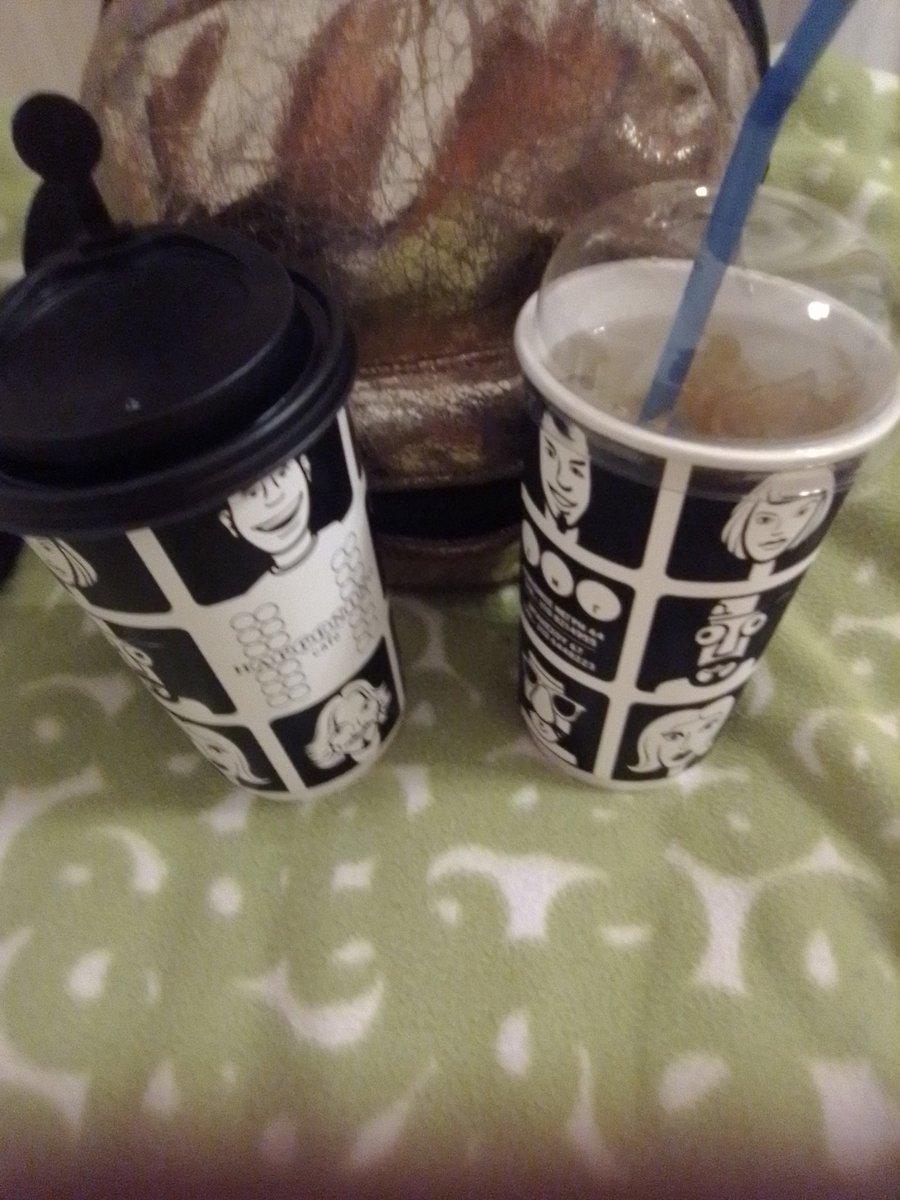 #coffeetime #yummy ! 💜💜💜