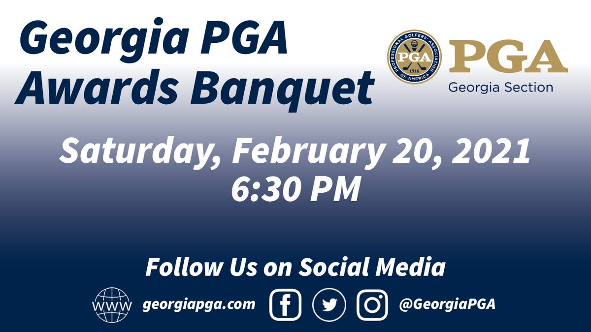 Celebrate our PGA Professionals and their accomplishments!