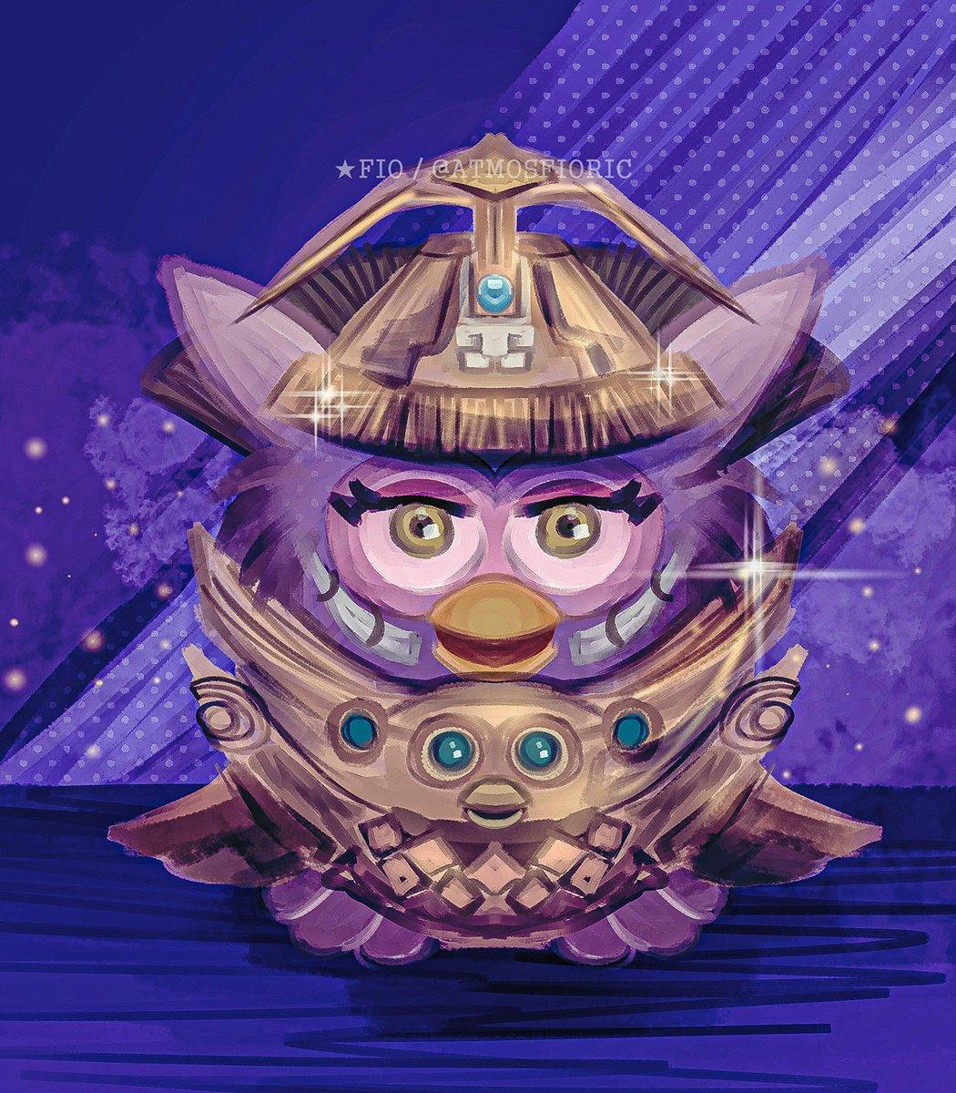 ...Furby Caiatl?