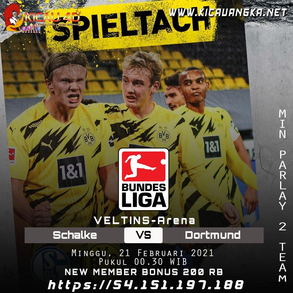 Schalke 04 vs Borussia Dortmund Minggu, 21 Februari 2021 Pukul 00.30 WIB  Buruan Betting Team JagoanMu Deposit & Claim Bonus 200RB WWW(.)KICAUANGKA(.)NET WA : +6281316789215  #kicau4d #bundesliga #schalke #bvb #borussiadortmund #fifa #laliga #premierleague #championsleague https://t.co/tEcFERFhxz