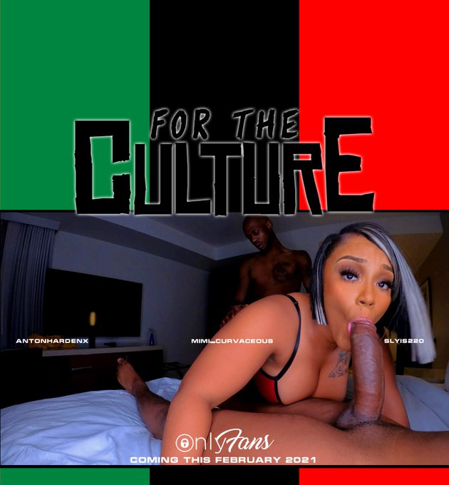 """When Black Folk Link Up we Cut Up!!!  22""""s of Combined Dick Between both @AntonHardenx & @slyis220 https://t"""