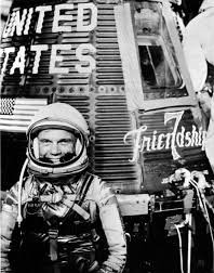 #OTD in 1962, John Glenn became the first American to orbit Earth, launching atop an Atlas rocket.   I'm looking forward to seeing an Atlas rocket carrying American astronauts into orbit again soon! #LaunchAmerica