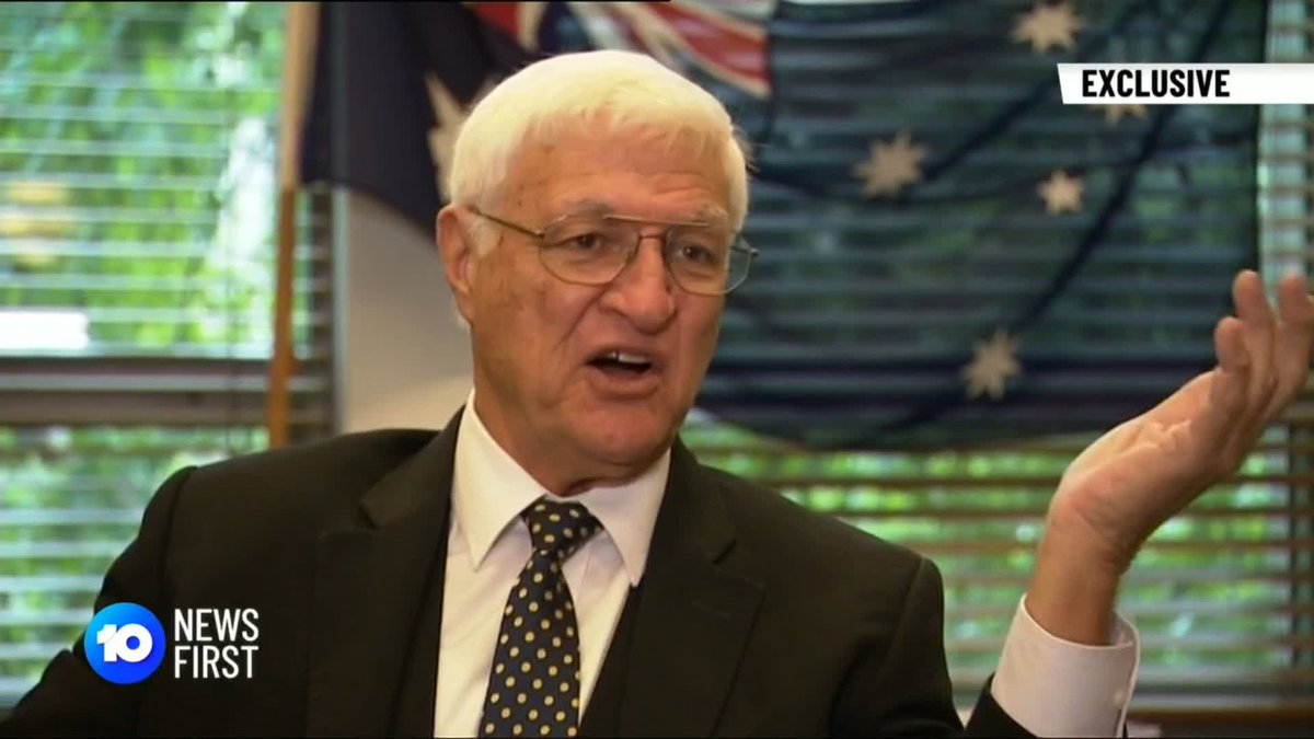 #EXCLUSIVE: Former Australia Post boss Christine Holgate has found an unlikely ally in Bob Katter. Hes demanding she be reinstated after she was ousted for buying Cartier watches for executives. #auspol | @vanOnselenP