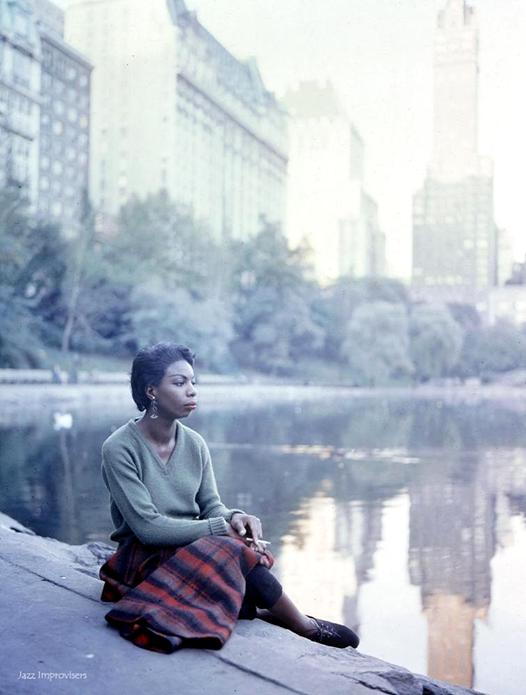 @DanGlover1's photo on Nina Simone