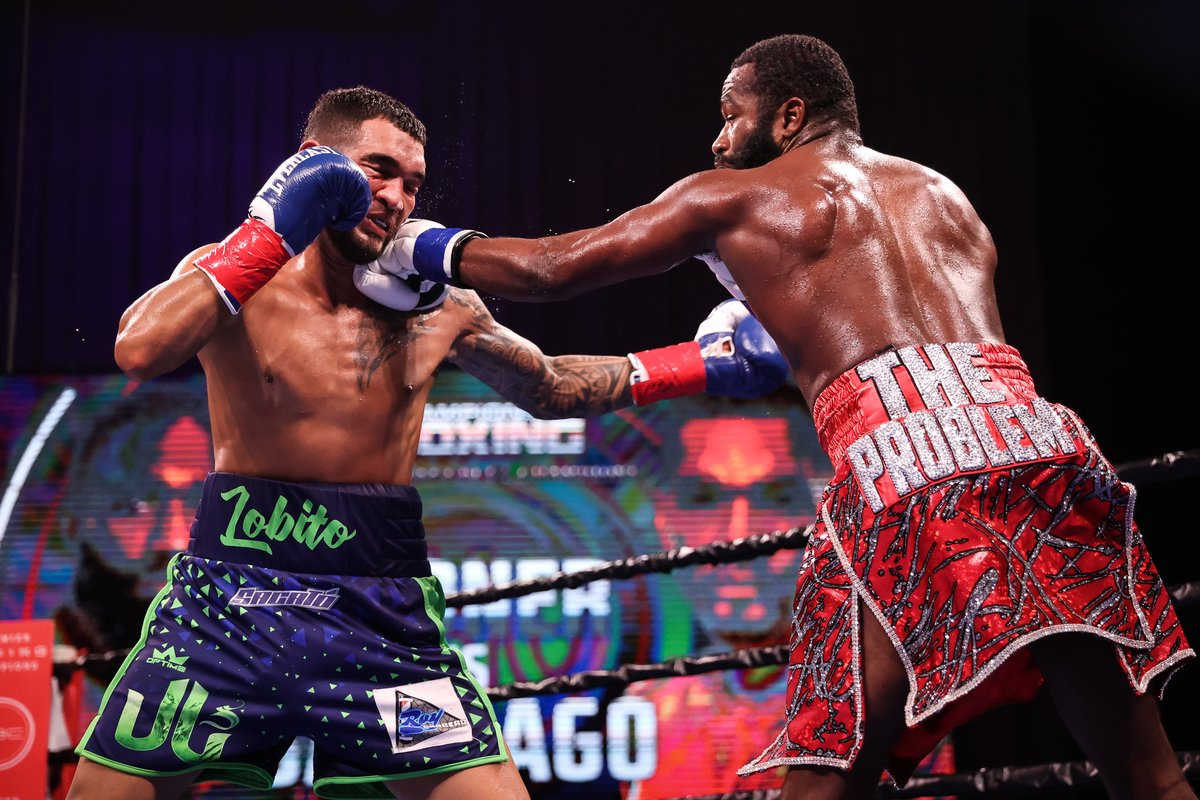 #BronerSantiago is headed to the 12th and final‼️