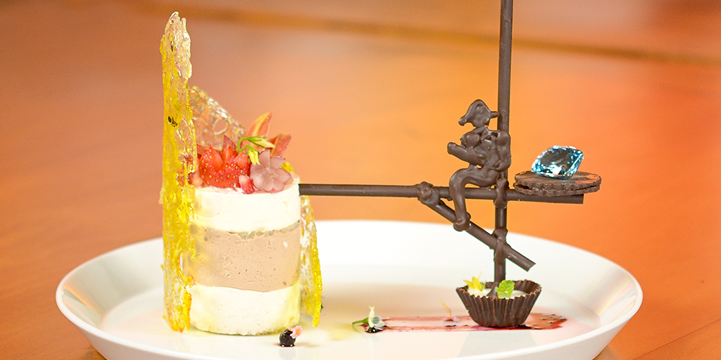 """The Fortress Resort on Twitter: """"A sweet delight for the soul! Have you  tried the specialty stilt fisherman indulgence at #TheFortressResortandSpa?  #foodie #dessertlover #desserttime #datenight #dates #romanticgetaway  #dining #privatedining #vacation ..."""