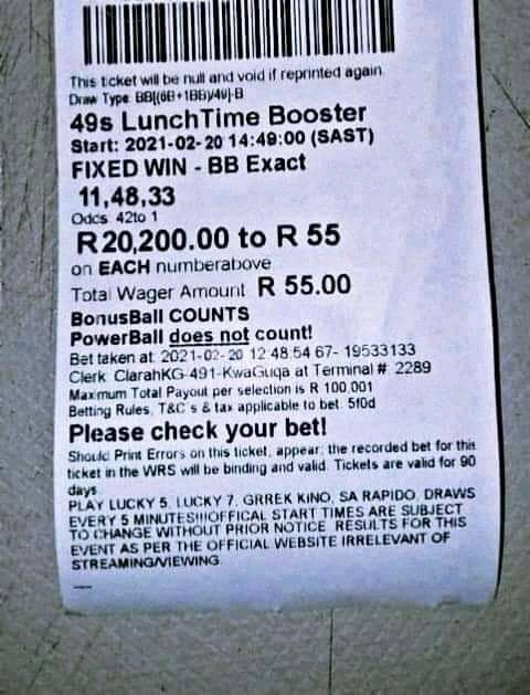 WHATSAPP +27733771709 +27733771709  I'll advice you punters/gamlers to join our VIP group because our members boom always, today's another winning day, come & be among those people who make Big money with LOTTO daily. Powerball, Uk49s , Goslotto. winning numbers available daily https://t.co/WbME27jK5L