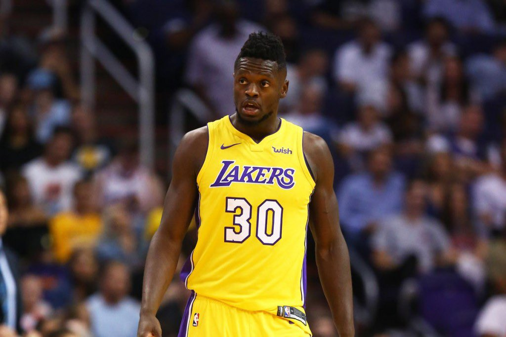 Julius Randle Asked The Lakers To Allow Him To Become An Unrestricted Free Agent As Soon As They Signed LeBron James