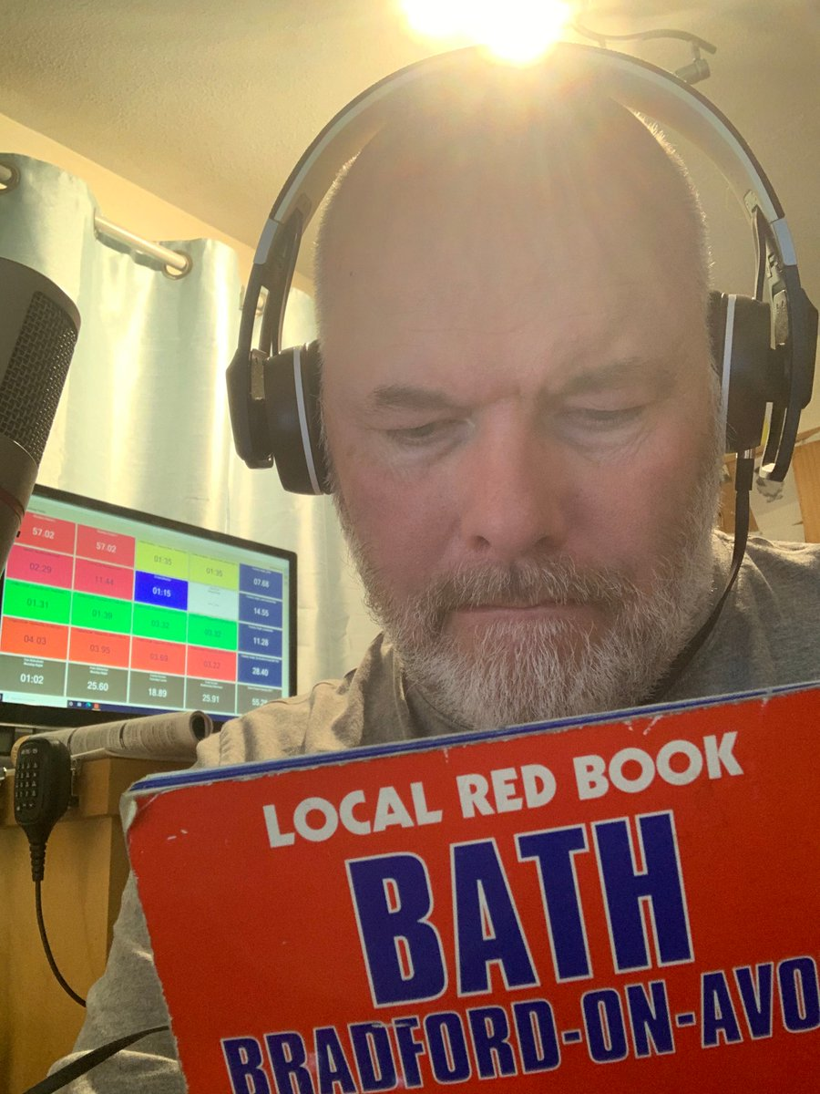 It's nearly time for Bath's Big Quiz - Join #Quizmaster @AndyHenly for 4 rounds of #Questions today 12pm -2pm. Time to practice your #NurseryRhymes! And there's an Horrific No1 on the #TestOfTime 🙉🙉🙉 Listen online  On #DAB or #AskAlexa