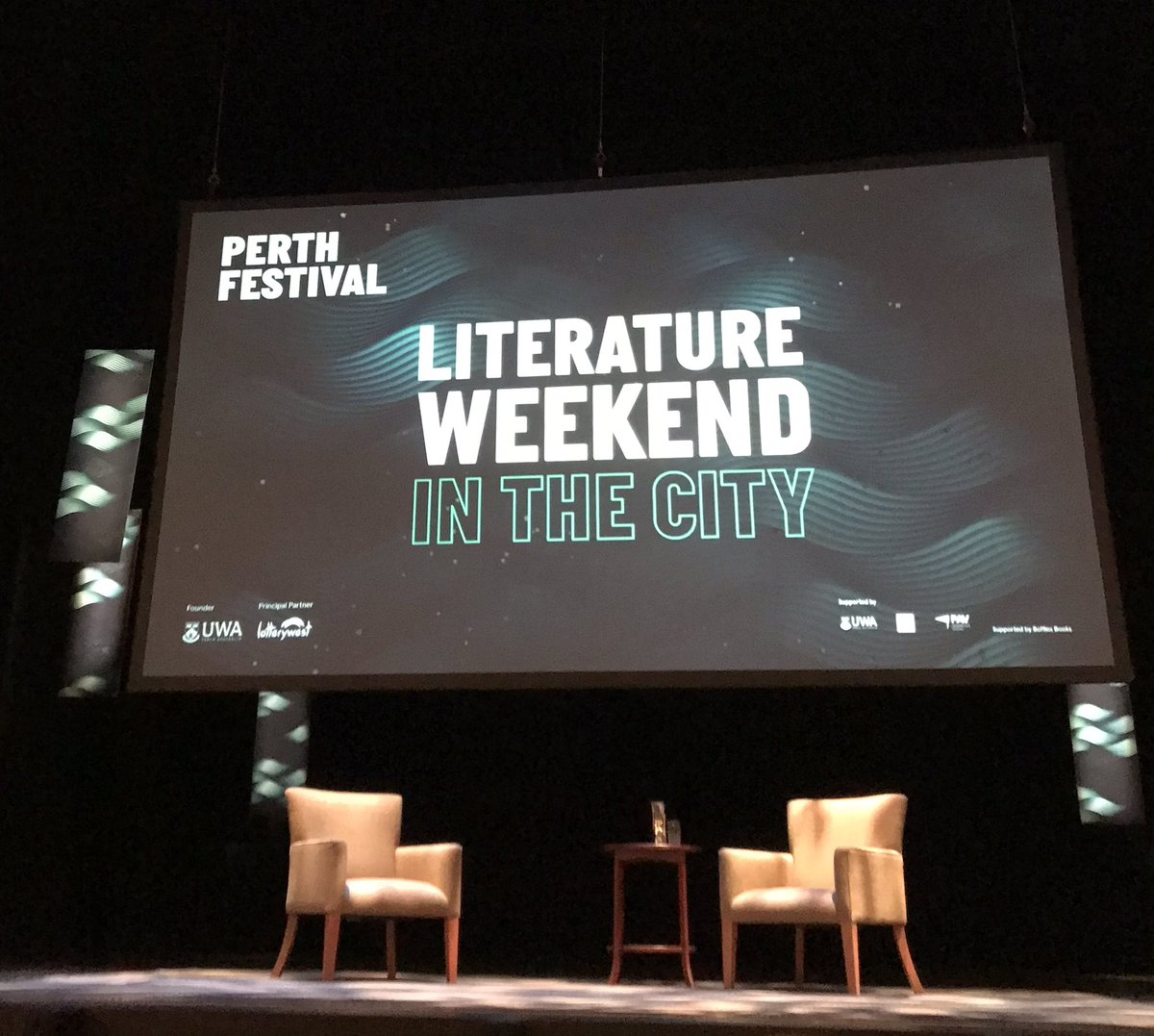 Trent Dalton author talk at The Maj @perthfest @HisMajestyT #literatureweekend #perthwriter #perthauthor #trentdalton #perth #perthfest