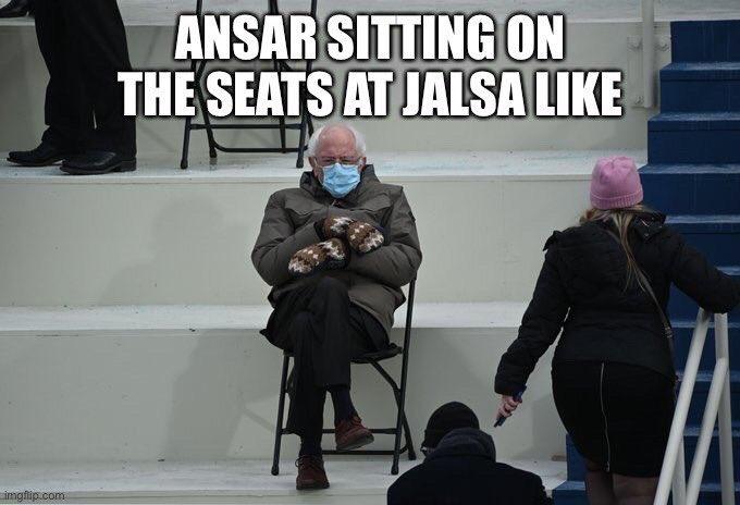 #ahmadimemes #jalsa #ansar #BernieSandersmemes #BernieSanders