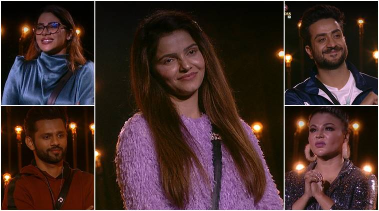 Results of our audience poll on who will win #BiggBoss14 grand finale are out!   #RubinaDilaik, #RahulVaidya, #AlyGoni, #RakhiSawant or #NikkiTamboli, check out who got majority of votes: https://t.co/5BXmTiv44H https://t.co/2OfnCKV7r4