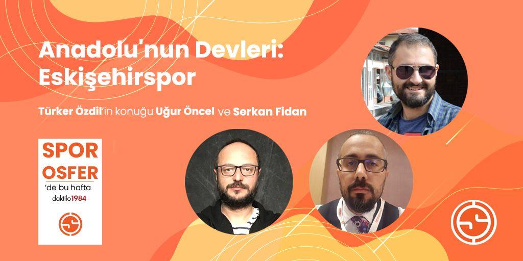 Daktilo'da bu kez Eskişehirspor var!