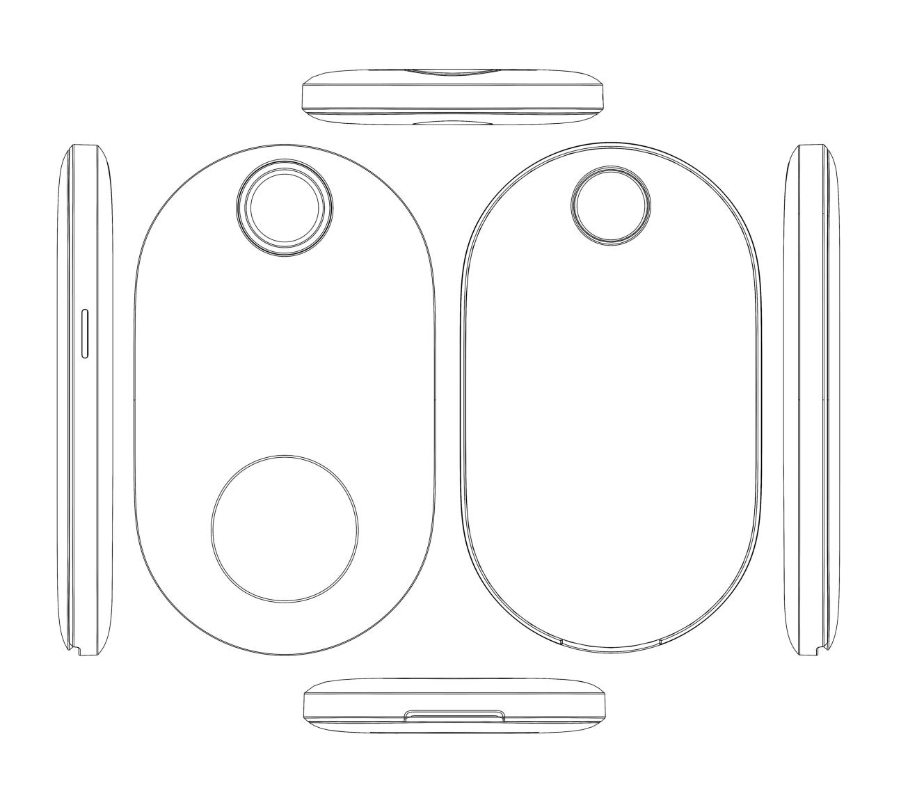 Diseño etiqueta Bluetooth Xiaomi