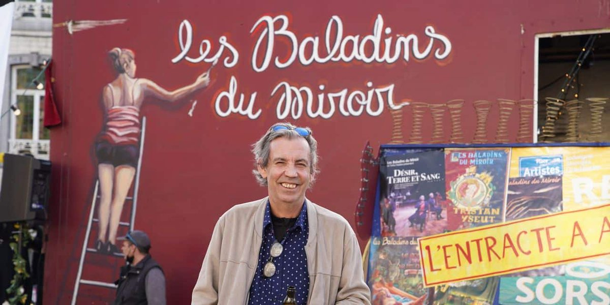 Still standing for culture: les Baladins du Miroir veulent des perspectives de reprise (photos+vidéo) https://t.co/G1644C87rW https://t.co/NUNw27Buxr