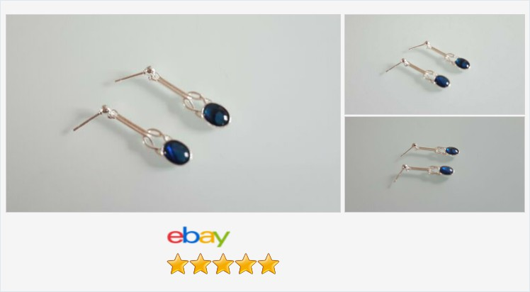 new sterling silver and blue abalone celtic #drop earrings-gift boxed | eBay #sterlingsilver #celtic #blue #abalone #paua #shell #dangle #earrings #handmade #jewellery #gifts #giftideas #onlineshopping #staysafe #jewelry #uksmallbiz #fashion #accessories ebay.co.uk/itm/1533578180…