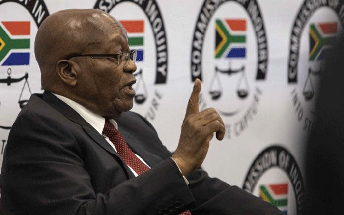 Jacob Zuma condemns SA's laws as too lenient on hardened criminals
