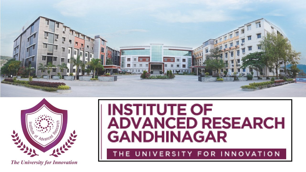 Faculty Position at IAR (Regular) at Institute of Advanced Research, Gandhinagar