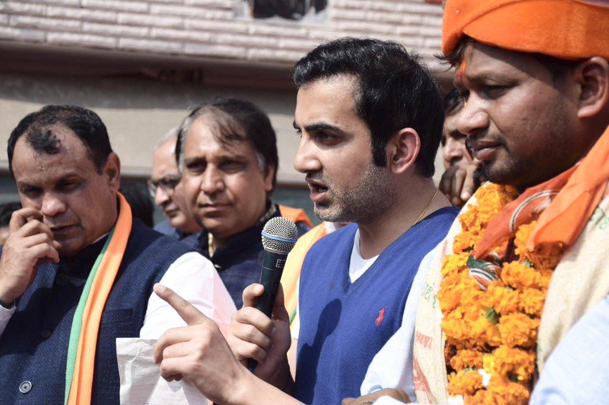 दिल्ली में लोगों की ज़ुबान पे बस एक ही बात है - तिरंगे का अपमान बर्दाश्त नहीं!