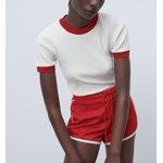 「ZARA」にとって体育服が流行なのか?なぜ?!何かの間違いなのか