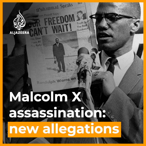 A letter written by a deceased New York police officer alleges the NYPD and FBI conspired to have civil rights leader Malcolm X assassinated in 1965. The NYPD says a review is underway. The FBI has not commented. Read more ➡️ aje.io/thtsp