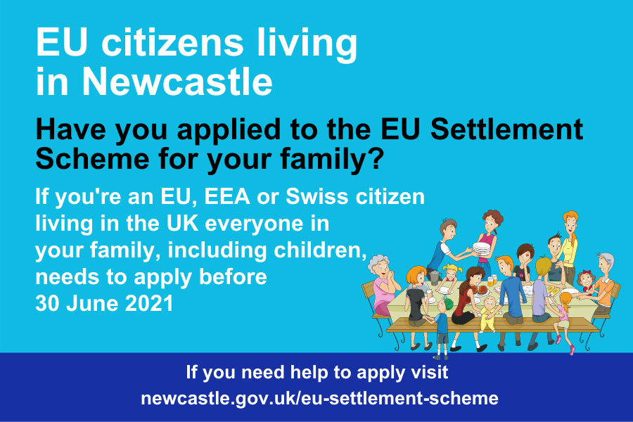 It doesn't matter how young or old you are if you're an EU, EEA or Swiss citizen or have an EEA family permit or permanent resident card you must apply to the EU Settlement Scheme before 30 June if you want to remain in the UK. #ProtectYourRights #ProtectYourChildrensRights