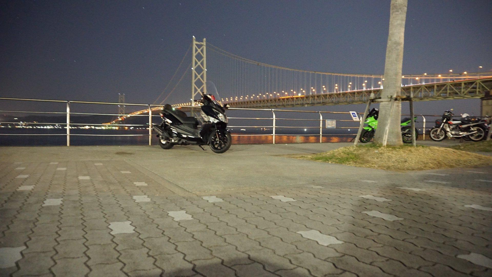 飛び降り 大橋 明石 海峡