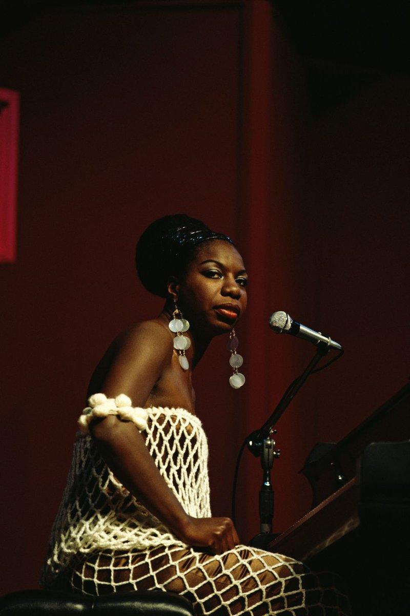@meganeabbott's photo on Nina Simone
