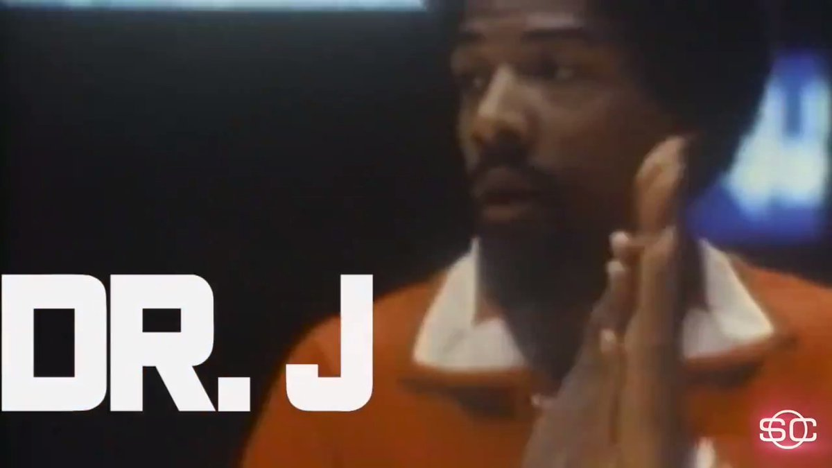 @TheUndefeated's photo on Dr. J