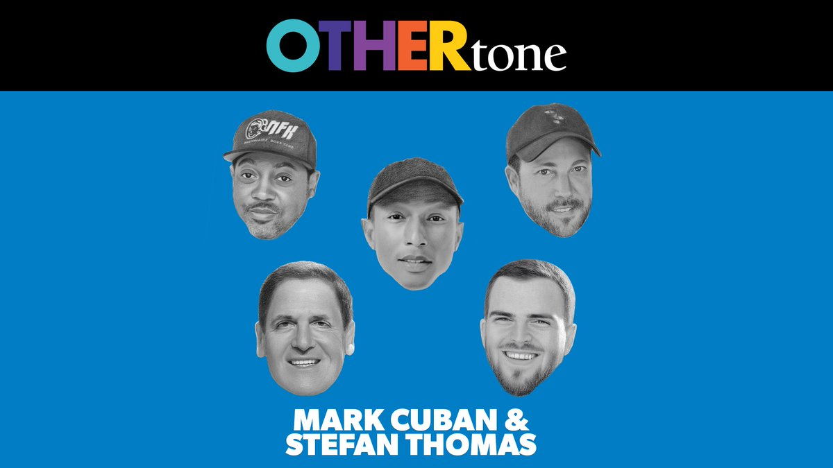 What better way to spend your Sunday than getting ready for Monday's new episode w/ @mcuban + @justmoon? From talks about cryptocurrency like #btc to Stefan's $384M locked drive 💰, this is the type of currency exchange we like.    Get the episode first:
